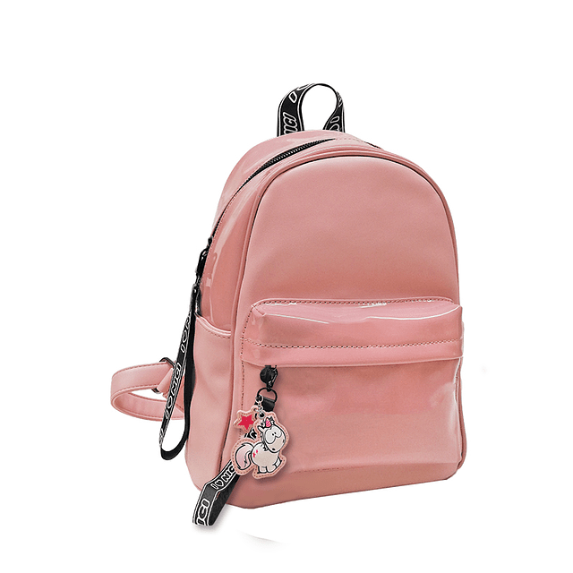 Backpack With 2 Keyrings