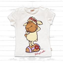 T-Shirt Jolly Liselle White