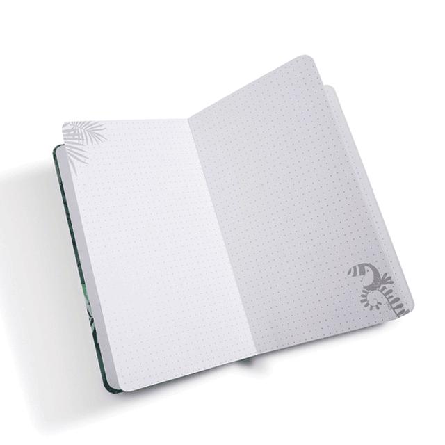 Toucan Notepad