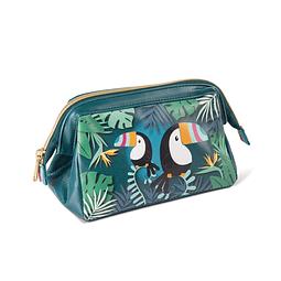 Toucan Cosmetic Bag