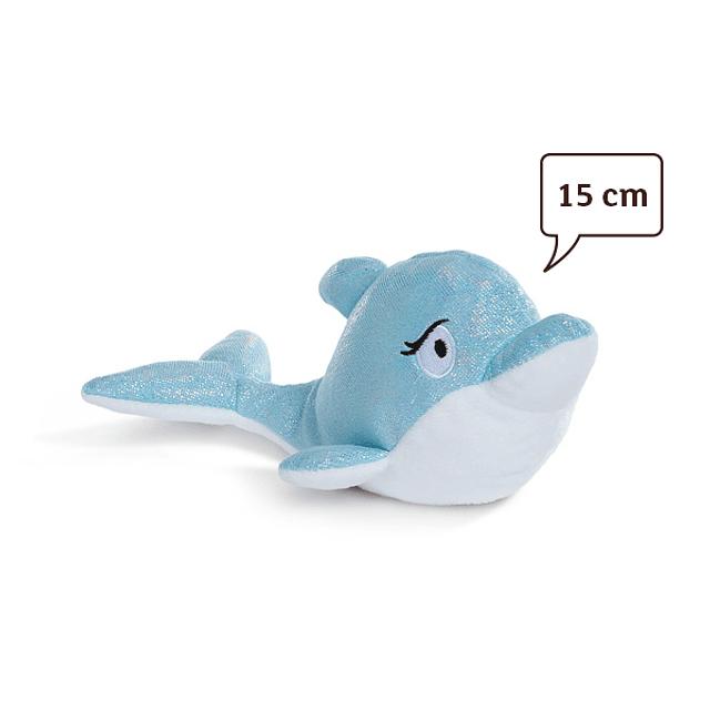 Del-Finchen Dolphin, 15cm Teddy