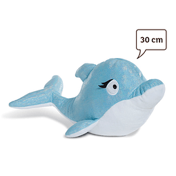 Peluche Delfín Del-Finchen 30cm