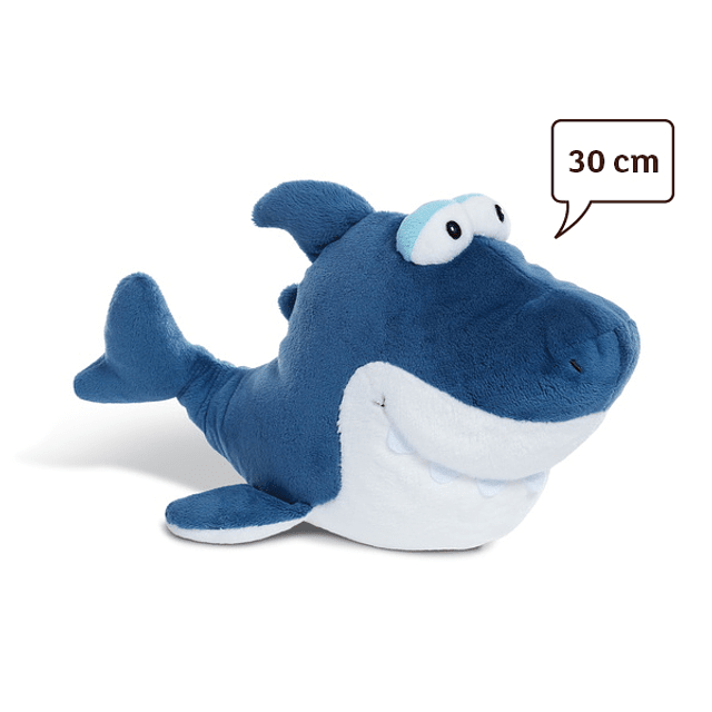 Tiburón Hai-Ko, Peluche 30cm