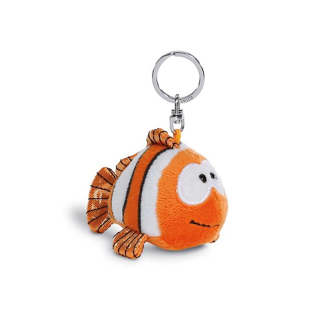 Claus-Fisch Clownfish Keyring