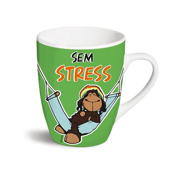 """Caneca """"Sem Stress"""""""