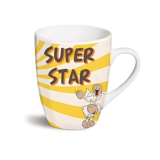 """Taza """"Super Star"""""""