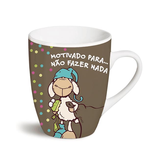 """Mug """"Motivated To... Do Nothing!"""""""
