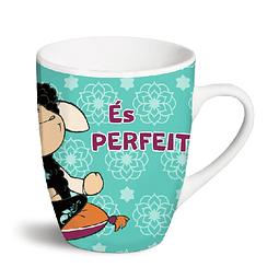 """Caneca """"És Perfeito... Para Mim!"""""""