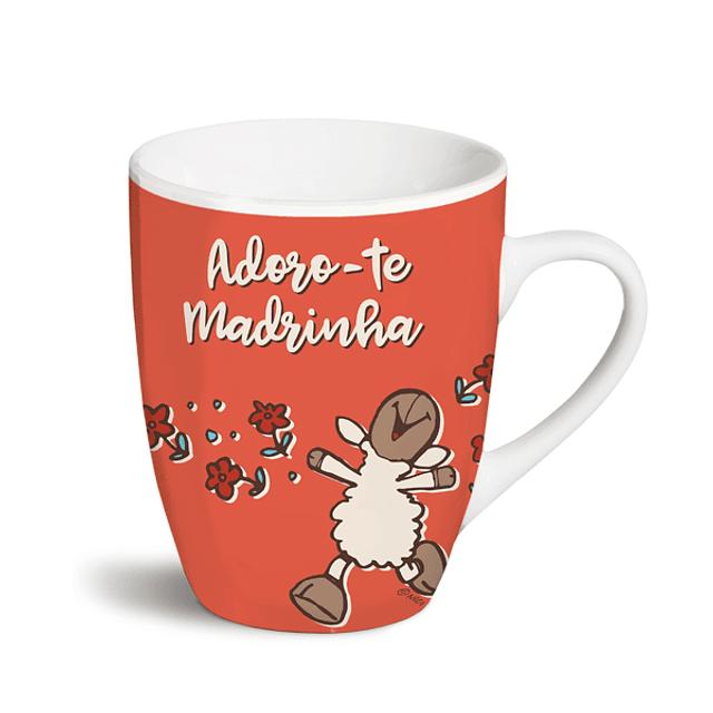 """""""I adore you Godmother"""" mug"""