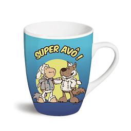 """Caneca """"Super Avô!"""""""