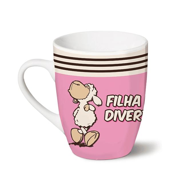 "Mug ""Most Fun Daughter!"""