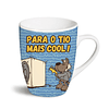 """Mug """"For the Coolest Uncle!"""""""