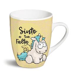 """I miss you"" mug"
