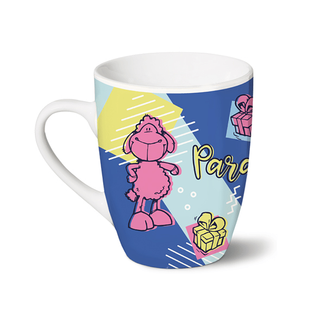 """Congratulations"" mug"