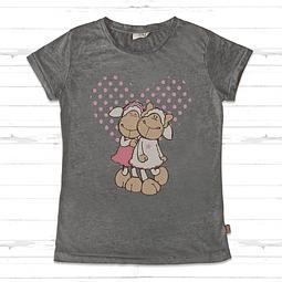 Jolly Gray Women's T-Shirt