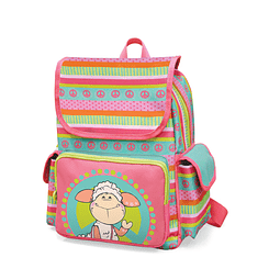 Backpack With Buckle Jolly Mellow & Jo