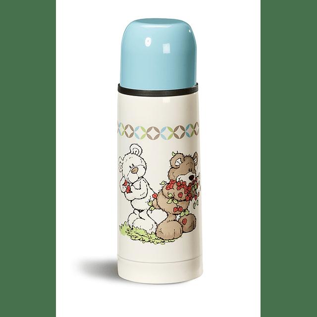 Botella Térmica Oso Pardo