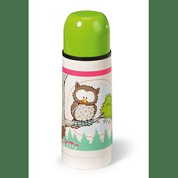 Botella Térmica Búho
