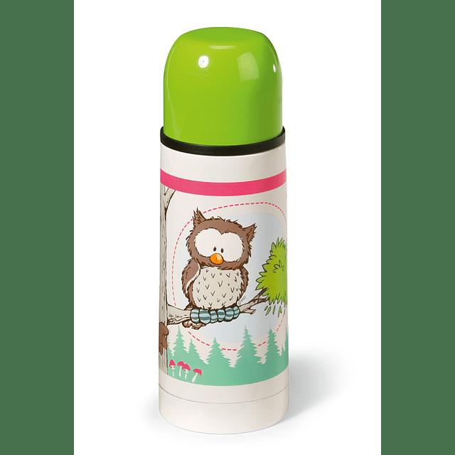 Owl Thermal Bottle