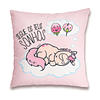 "Cushion ""Follow your dreams"""