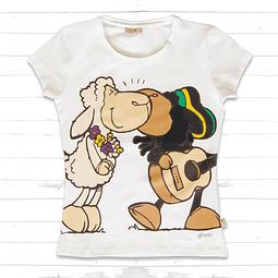 T-Shirt Women Jolly Lovely & Jolly Bob