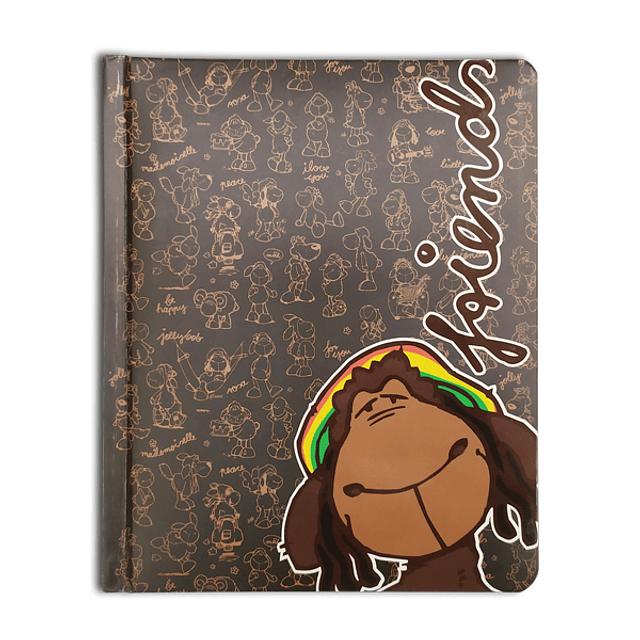 Libro de amigos de Jolly Bob