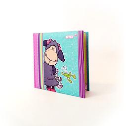 Libro de amigos de Jolly Lucy