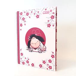 Caderno A4 Jolly Lynn