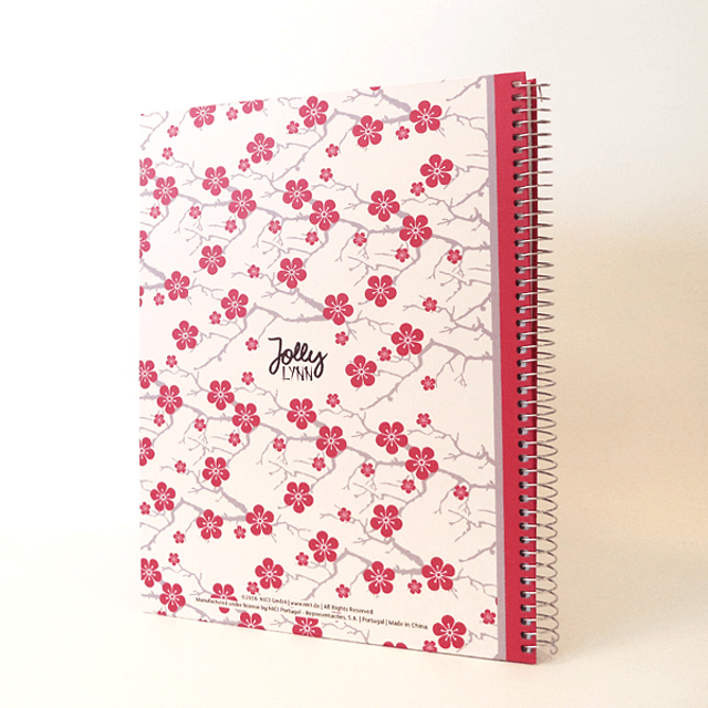 Cuaderno A4 Jolly Lynn