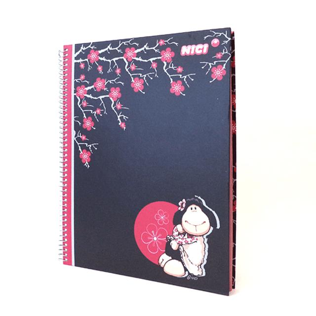 A4 Jolly Lynn notebook