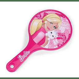 Espejo de mano Barbie