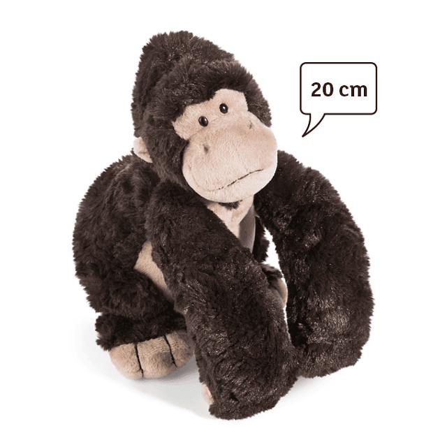 Peluche Gorila Torben, 20cm