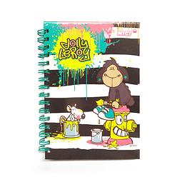 Jolly Leroy Notepad