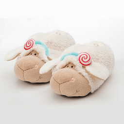 Jolly Candy Slippers