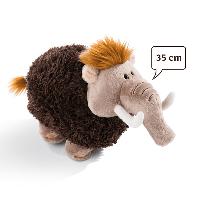 Mammoth Teddy, 35cm