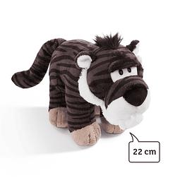 Tigre Dentes-de-Sabre, Peluche 22cm