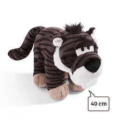 Tigre Dentes-de-Sabre, Peluche 40cm
