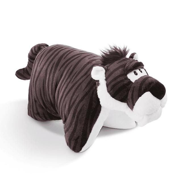 """""""Dream friend"""" Tiger Sabretooth Cushion"""