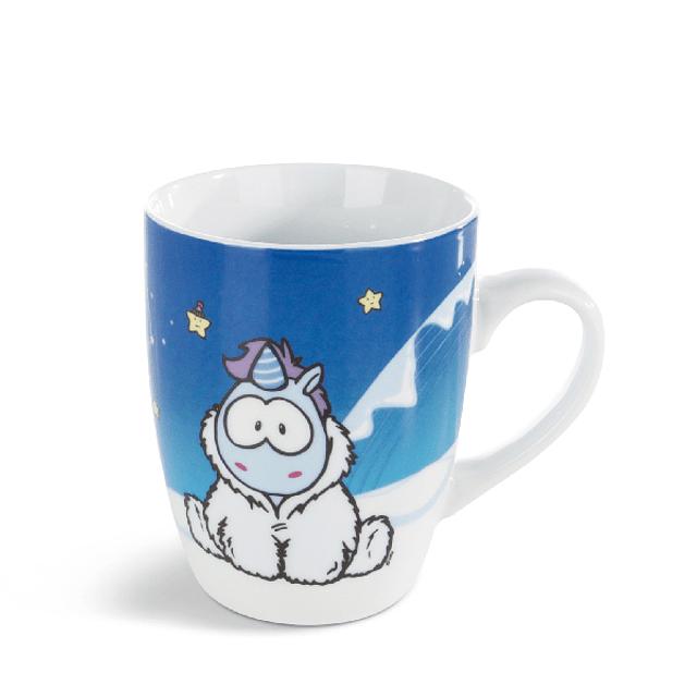 Snow Coldson and Theodor mug