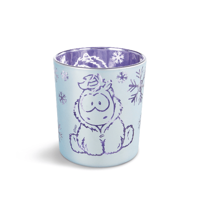 Snow Coldson Candle Holders