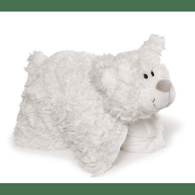 Cushion with Hot Bag, Classic Bear
