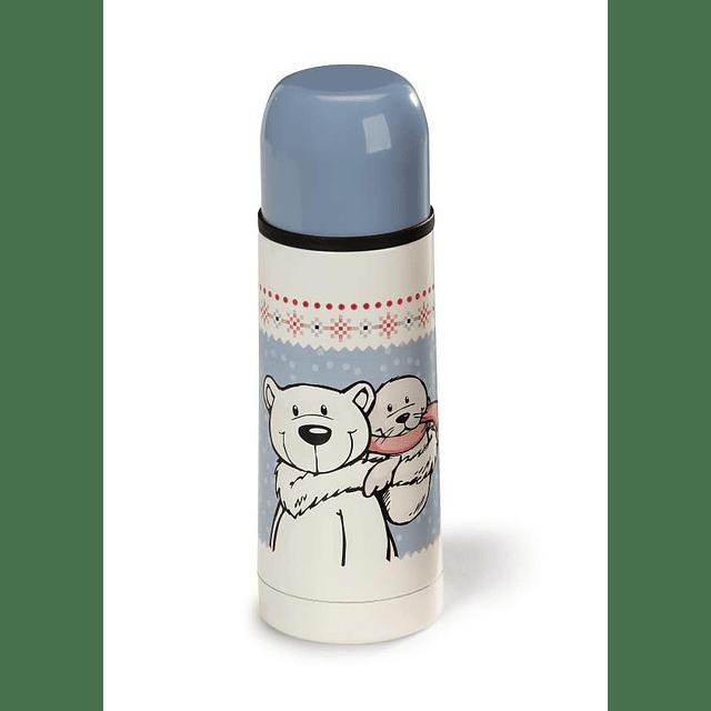 Garrafa Térmica Urso Polar e Foca