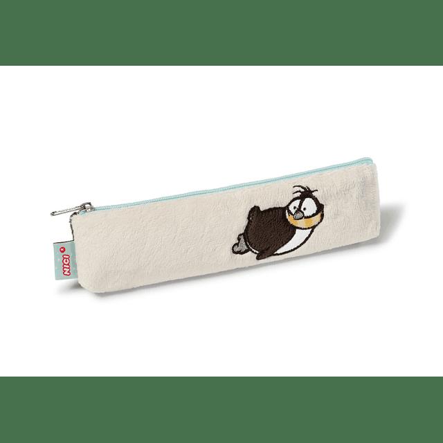 Estojo Plano Pinguim Jori