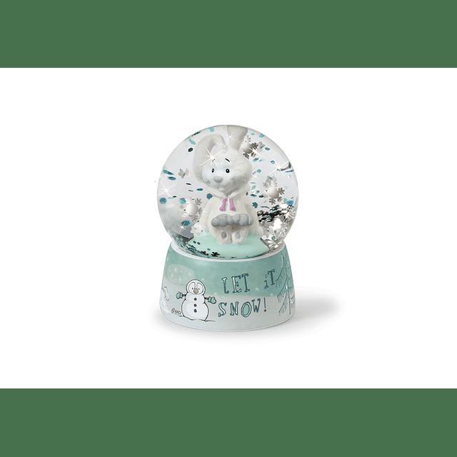Rabbit Linni Water Globe
