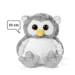 Owl, Teddy 25cm