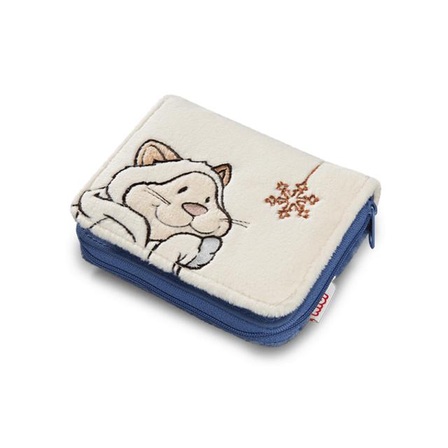 Plush Snowcats Wallet