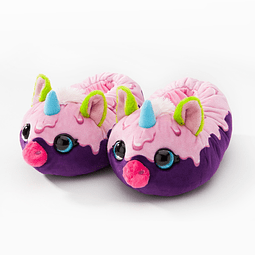 NICIdoos Unicorn Slippers