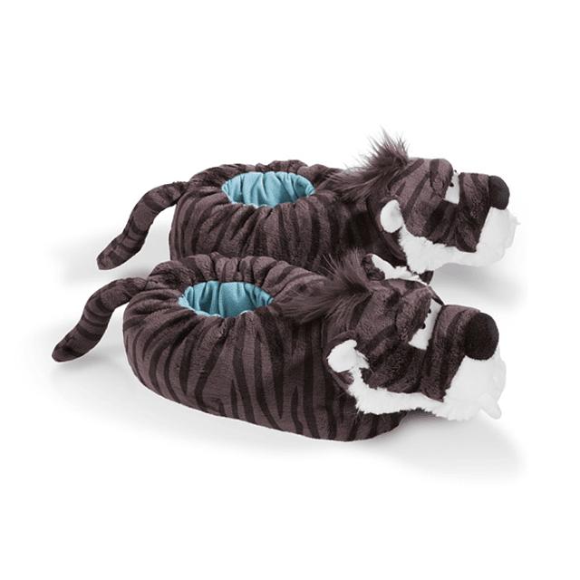 Sabretooth Tiger Slippers