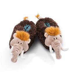 Mammoth slippers