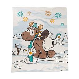 Winter Glamor Blanket